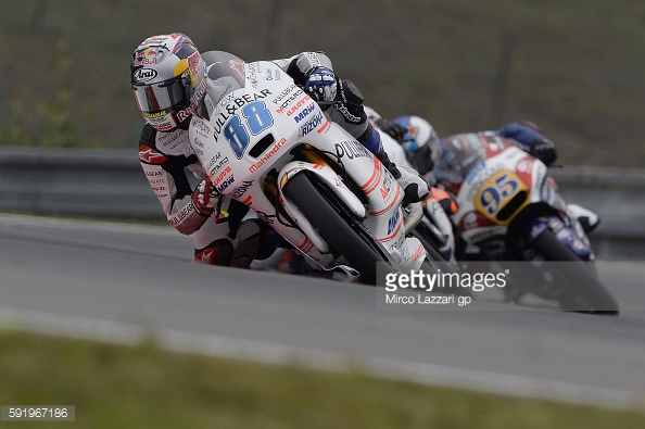 Martin on the move - Getty Images