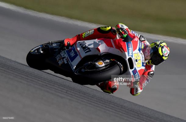 Iannone one of the fastest at Brno - Getty Images