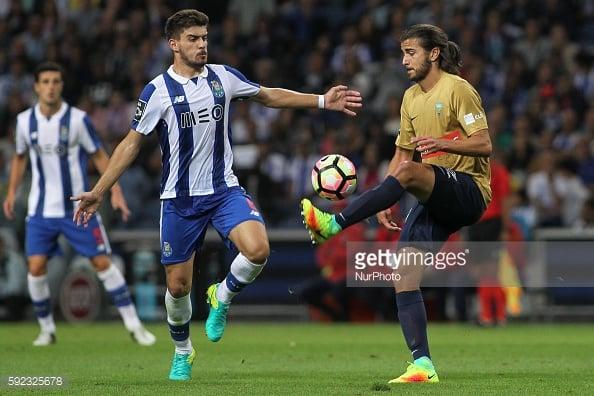 André Silva não desistiu do golo