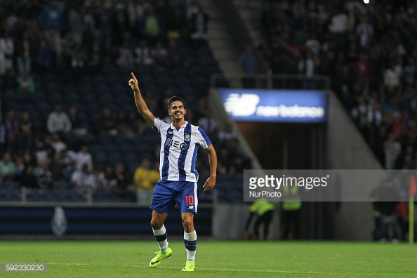 Novo jogo e novo golo para o menino de ouro do FC Porto