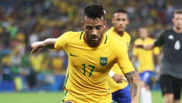 FOTO: Twitter @CBF_Futebol
