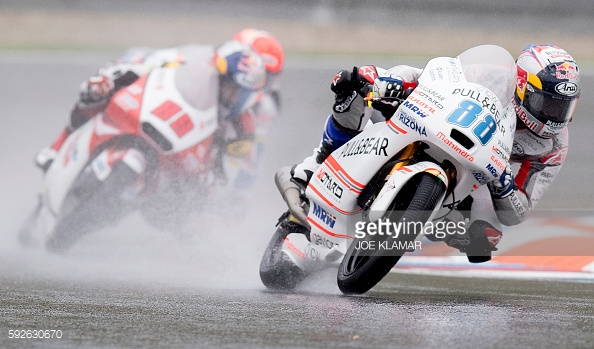 Pawi chasing Martin - Getty Images
