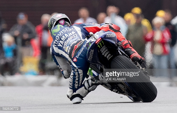 Disaster in Brno for Lorenzo - Getty Images