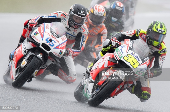 Crutchlow begins his surge - Getty Images
