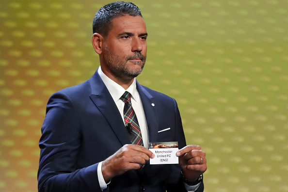 Manchester United been drawn out in Friday's Europa League draw | Photo: Getty Images