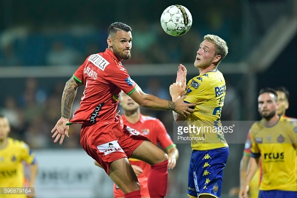 Jans has been in good form for his current club Waasland-Beveren in Belgium. Photo: Getty.