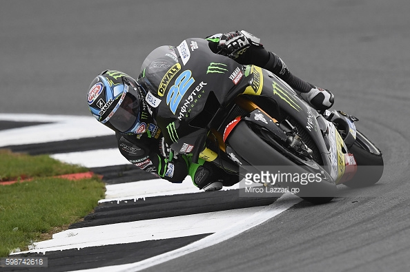 Alex Lowes (brother to Moto2 rider Sam) replacing Bradley Smith at Silverstone - Getty Images