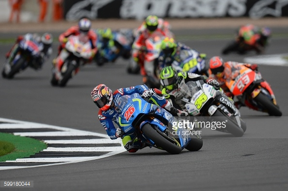 Crutchlow looking to take the lead at Silverstone - Getty Images