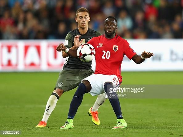 Diomande enjoyed a successful international break (photo: Getty Images)