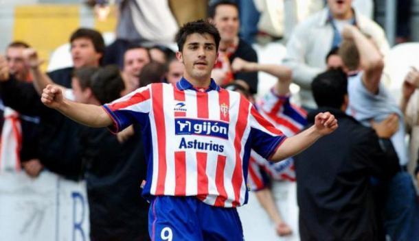 El Guaje en el Sporting | Foto: Lainformación.com