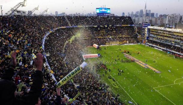 La Bombonera   Foto: Getty Images.