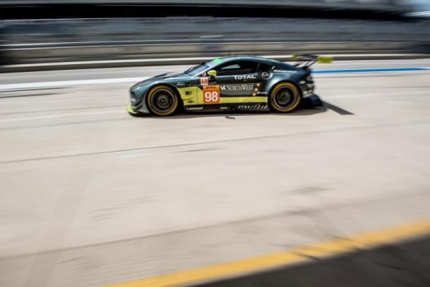 Aston Martin vence na classe GTE-AM. (Foto: FIAWEC)