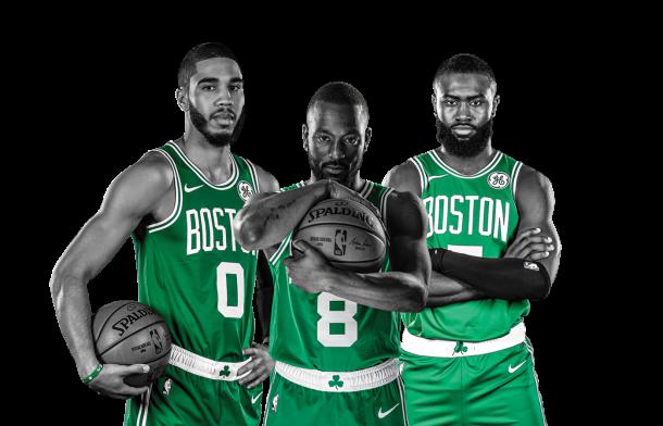 """Tatuó, Walker y Brown liderarán a los """"verdes"""" // NBA"""
