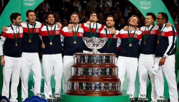 Francia campeona 2017. | Foto: Depor.com