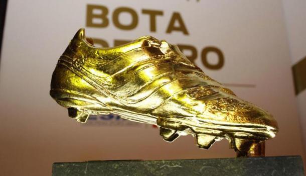Bota de Oro I Foto: UEFA