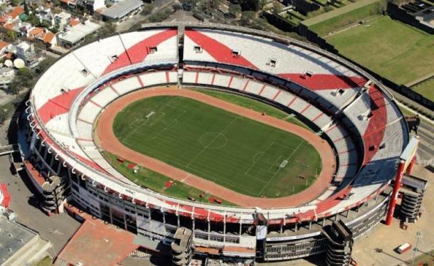 El Estadio Monumental. Foto: Nueva Ciudad.