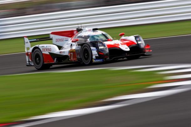 El Toyota #7. Foto: WEC