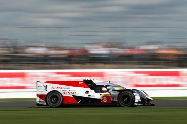 El Toyota #8. Foto: WEC