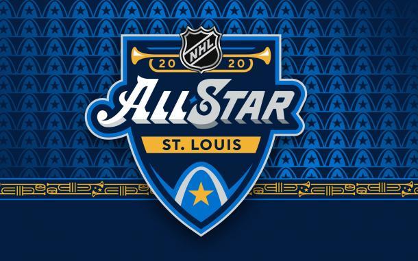El logo del AllStar de St. Louis   NHL.com