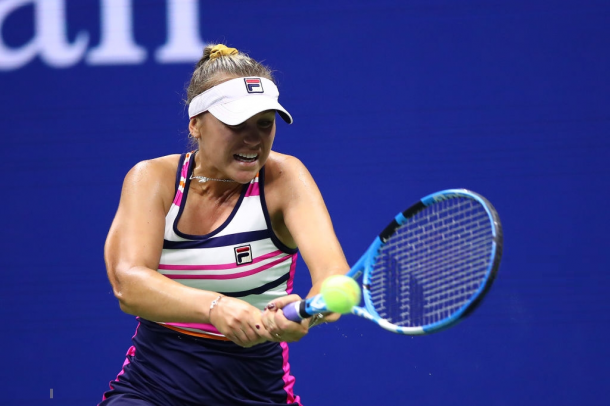 Sofia Kenin will be targetting a Top 10 debut next year | Photo: Clive Brunskill