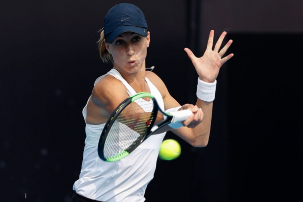 Petra Martic will look to excel on her debut in Zhuhai | Photo: Xinyu Cui