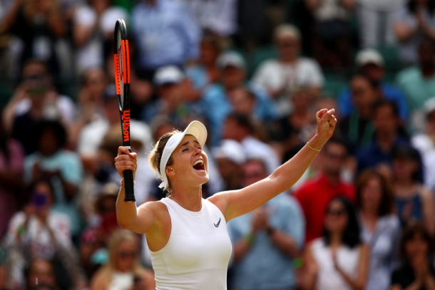 Svitolina reached two Major semifinals this year | Photo: Clive Brunskill