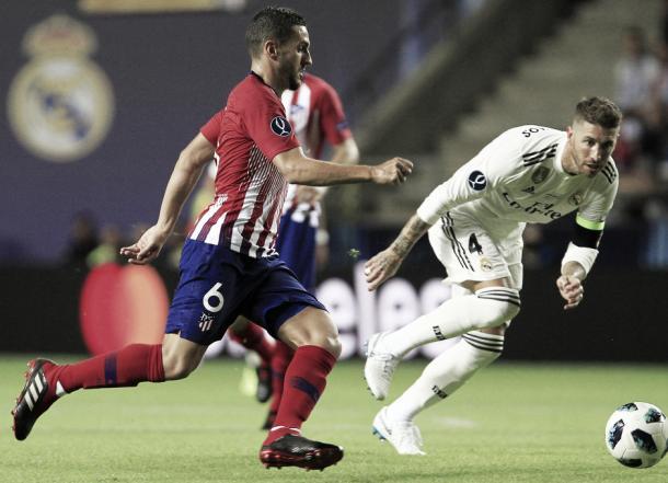 Caída ante el Atlético por la Supercopa | Foto: Atlético de Madrid