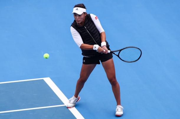 Wang Qiang failed to reach the semifinals in six attempts | Photo: Zhong Zhi