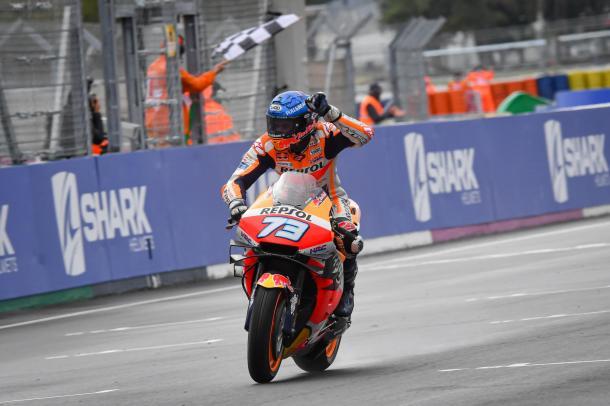 Álex Márquez, GP de Francia | Foto: MotoGP.com