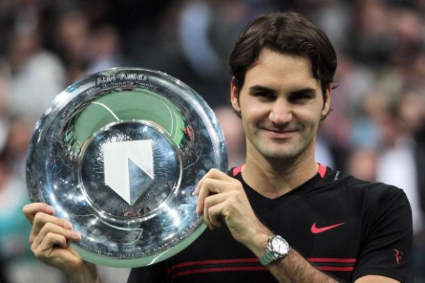 Roger Federer last won Rotterdam in 2012, pictured. Photo: Dean Mouhtaropoulos/Getty Images