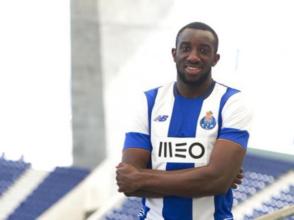 Marega, contratado neste mercado ao Marítimo, consta na lista de convocados. (Foto: maisfutebol)