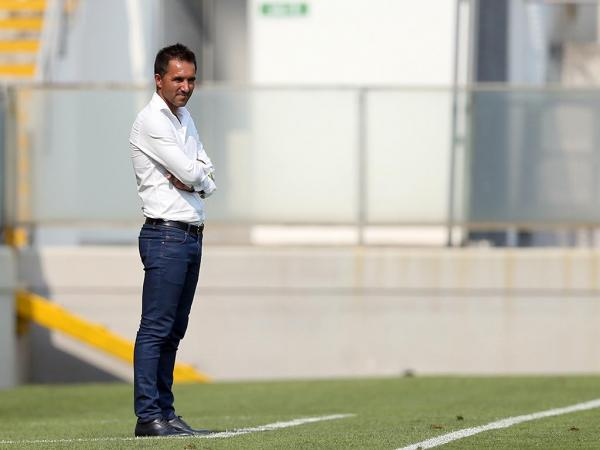 Carlos Pinto espera um jogo dificil | Foto: Mais Futebol
