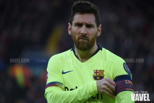 El capitán azulgrana no marcó la diferencia como sí lo hizo en el Camp Nou / Foto: Noelia Déniz (VAVEL.com)