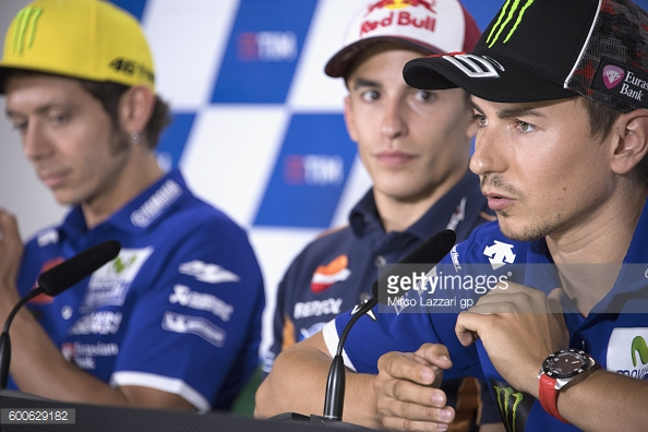 Pre race press conference ahead of Italian GP - Getty Images