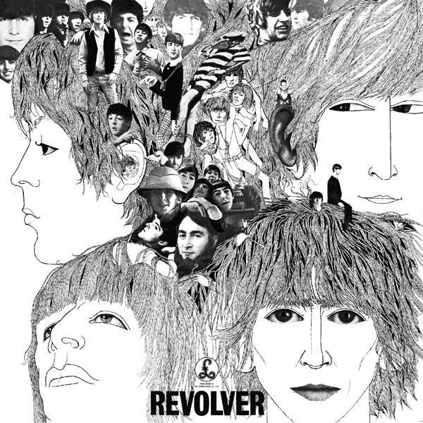 Portada de 'Revolver': Fuente: WikiPedia