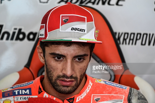 Iannone out of the San Marino GP due to fracture of T3 vertebra - Getty Images