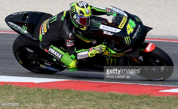 Pol Espargaro in Misano - Getty Images
