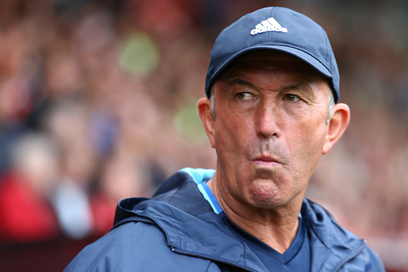 Uncertainty continues to surround Tony Pulis' future at West Brom. | Image credit: Getty Images