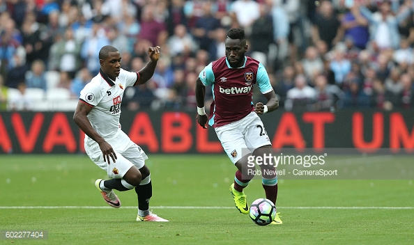 Masuaku in action before his injury occured. photo: Getty