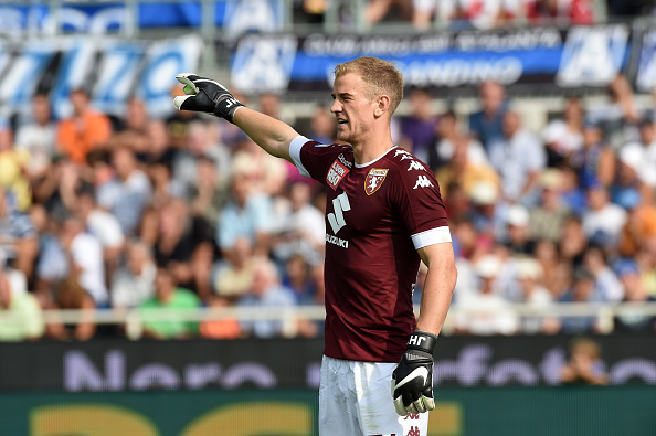 Not the ideal start for Hart | Photo: Pier Marco Tacca/Getty Images