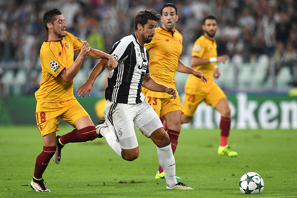 Khedira was wasteful for the hosts (photo:getty)
