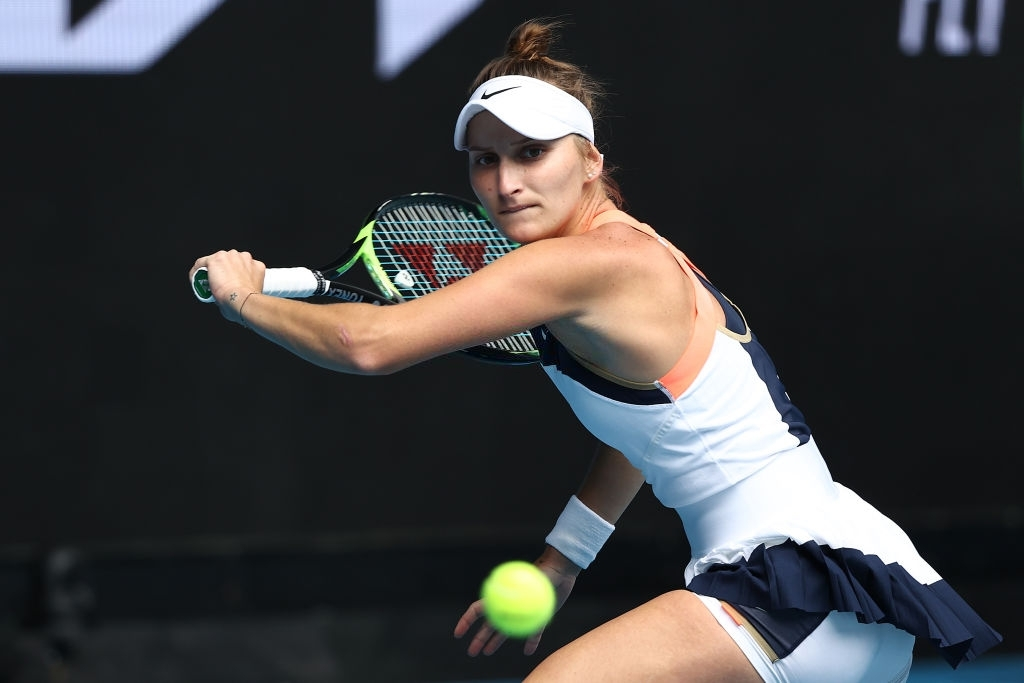 Czech lefty Vondrousova will be making her Charleston debut in this year's edition. Photo: Mark Brown