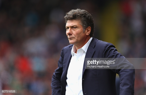 Mazzarri took over at Watford in the summer (Photo: Richard Heathcote/ Getty Images)