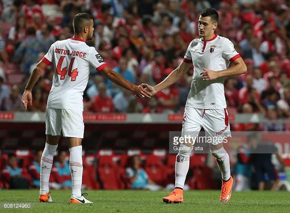 O Braga quer pontuar na recepção ao Belenenses