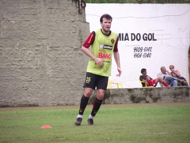 Campeão da Copa do Brasil em 2008, ex-volante é efetivado no comando da equipe (Foto: Divulgação/Sport)