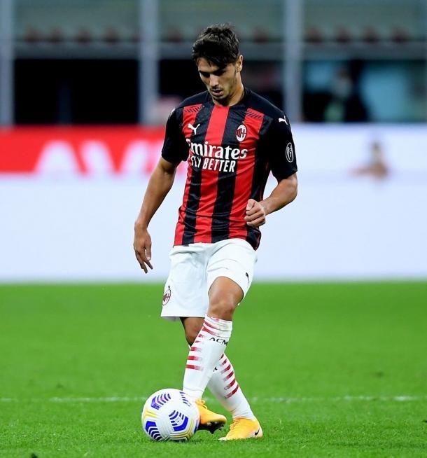 Brahim Díaz debuta con el AC Milan | Fuente: @Brahim (Instagram)