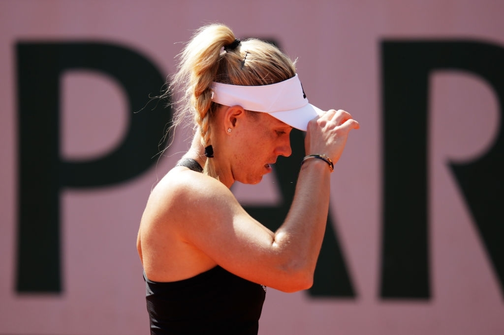 Kerber's misfortunes in the first half 2021 extended past Roland Garros where she was inflicted her fifth opening-round defeat in past six showings here. Photo: