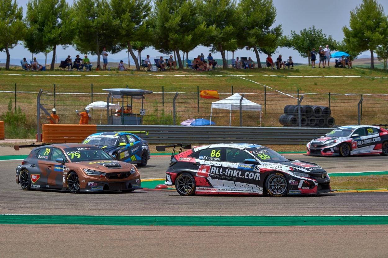 Foto: Honda Racing WTCR