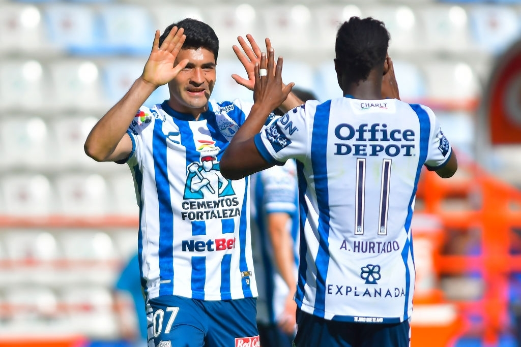 Nicolás Ibáñez y Avilés Hurtado. Foto: Jaime Lopez/Jam Media/Getty Images