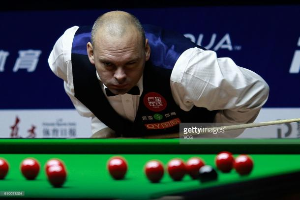 Bingham has got his eye back in (photo: Getty Images)